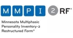 Supervisione, Scoring e Interpretazione MMPI2-RF